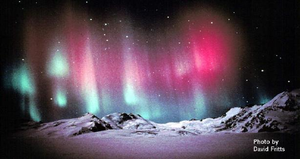 Polo Norte Aurora